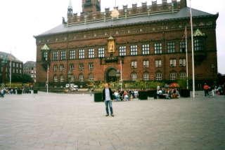 glavni trg glavnog grada danske