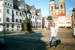 grad iz kojeg je krenula reformacija