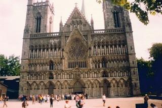 katedrala u trondheimu