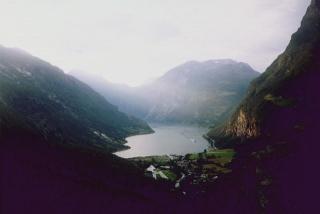 ljepota nad ljepotama - geirager fjord